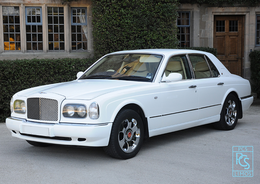 white Arnage image