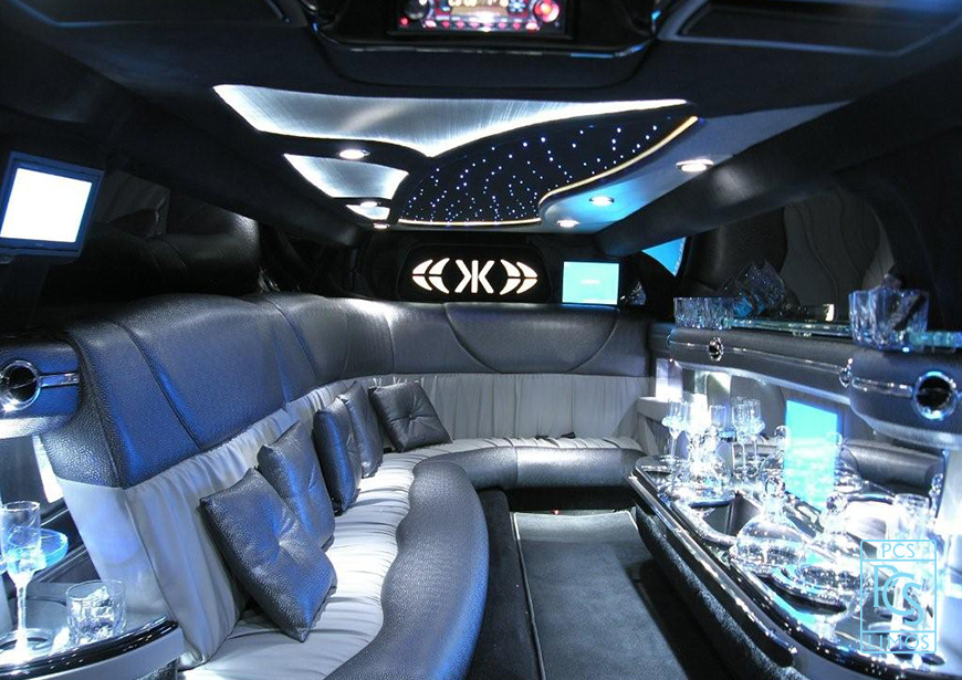 Chrysler Limousine Baby Bentley White Limo Hire