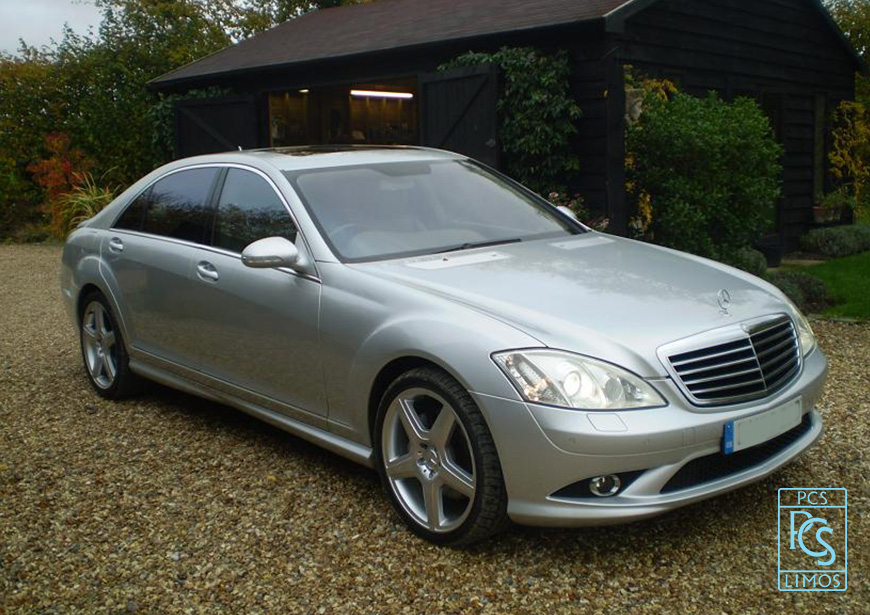 Mercedes benz s class wedding car warwick for Warwick mercedes benz