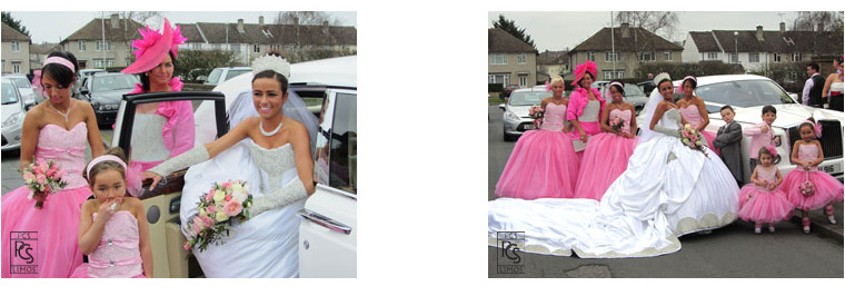 Gypsy Wedding Cars, Hummers and Limos