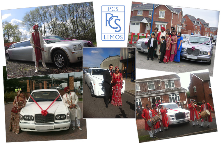 Asian Wedding Cars Sikh Wedding Cars Hindu Wedding Cars