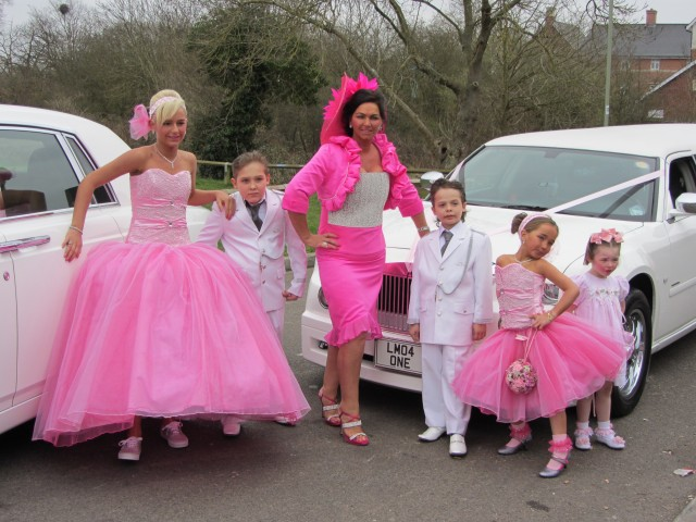 Gypsy Wedding Car Hire Service...