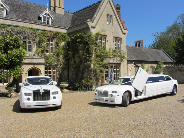 Wedding Rolls Royce Phantom