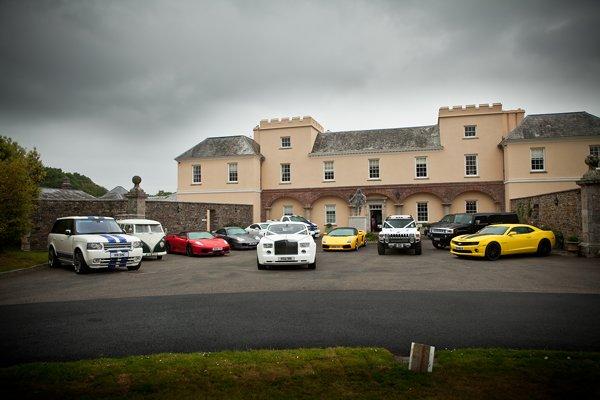 Cornwall White Rolls R...